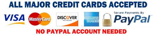 secure paypal payments-no paypal account required
